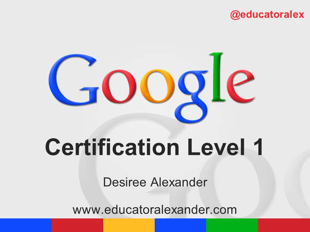 Level 1 Certification - HOME